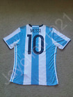 RARE Lionel Messi Argentina National Football Team #10 Blue Jersey Size S-XL NWT