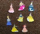 lot Popular mix cartoon princess Metal Charm Pendant DIY Necklace Jewelry Making