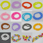 Wholesale lots 12mm Round Acrylic charm spaced Loose crack beads DIY Jewellery