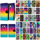 For Samsung Galaxy S8+ Plus G955 Slim Pouch Canvas Wallet Case Cover Phone