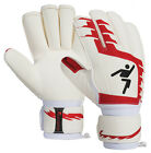 Precision Classic Red (w/ Roll finger & Finger Protection) GK Gloves