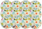 Cloth Breast Pads Washable Reuseable Eco Bamboo Nursing Pads Waterproof Prints
