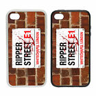 Ripper Street Sign - Rubber and Plastic Phone Cover Case #2 Jack TV Show Murder