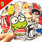 50 pcs Mix Lot Stickers Skateboard Sticker Graffiti Laptop Luggage Car Decals