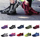 Men's Trainers Running Breathable Sports Casual Sneakers Outdoor Athletic Shoes