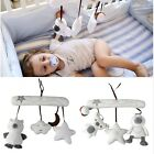 Baby Musical Plush Crib Stroller Bed Soft Rattle Hanging Bell Play Toys Duck Owl