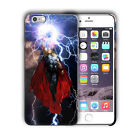 Super Hero Thor Iphone 4 4s 5 5s 5c SE 6 6s 7 8 X XS Max XR Plus Case Cover n2
