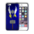 Super Hero Thor Iphone 4 4s 5 5s 5c SE 6 6s 7 8 X XS Max XR Plus Case Cover n7