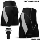 Mens Cycling Shorts Bicycle Road Bike Coolmax Pad MTB Mountain Biking Clothing