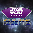 Star Wars Destiny - Legendary Spirit of Rebellion Singles $14.95 AUD