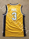 Chris Paul Wake Forest Demon Deacons Houston Rockets Sewn On Jersey NWT