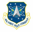 Us Air Force Space Command Sticker M678 You Choose Size