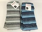 KitchenAid 2 Pack Kitchen Towels, Blue Willow or Grey, Choose Color