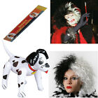 3Pc Wig Cig Holder Inflatable Dalmatian Cartoon Book Week Deville 101 Dog Lady
