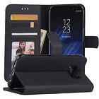 for Samsung Galaxy S8 Case BUDDIBOX Premium Leather Card Slot Wallet Flip Cover