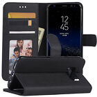 for Samsung Galaxy S8 Plus Case Premium Leather Card Slot Wallet Flip Cover