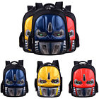 Transformers Backpack/Anime School Bag Rucksack Kid Boy Girl Optimus Prime