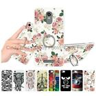 "For Blu Vivo 5R 5.5"" Love Rose Soft Finger Ring Case Cover Kickstand Superman"