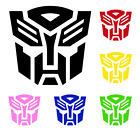 "Transformers Autobot Vinyl Wall Car Window Bumper Sticker Decal 2.5""-22"" - Time Remaining: 4 days 15 hours 23 minutes 25 seconds"