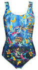 Mermaid Starfish Seahorse And Creatures Of The Sea Underwater Swimsuit Bodysuit