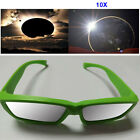 1/3/5/10pcs Lots Plastic Solar Eclipse Glasses ISO and CE Certified Sun Glasses фото