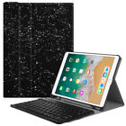 For Apple iPad Pro 10.5 2017 Bluetooth Keyboard Case Cover Stand w Pencil Holder