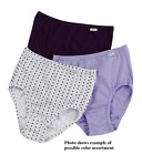 SALE! Jockey Elance Classic Fit Brief Panty - 3 Pack - 1484 - Assorted Colors