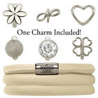 Endless Jewelry StarterKit Nude Triple Bracelet & Charm (Authorized Retailer)