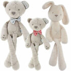 Baby Teddy Bear Bunny Newborn Comforter Puppet Soft Toy Kids Girls Boys Gift ins