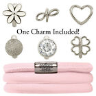 Endless Jewelry StarterKit Rose Triple Bracelet & Charm (Authorized Retailer)