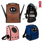 Dog Cat Pet Carrier Handbag Outdoor Portable Travel Backpack Pet Tote Carriers