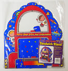 2 Tier Space Rocket Sandwich Stand Party Table Centre Decoration By Fun House