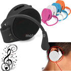 Cool Ear Hook MP3 Music player With Card Slot Support 32GB Micro SD TF Card New