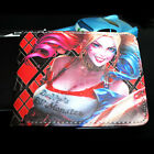 DC Comics Marvel Avengers TheJoker Leather Wallet Cosplay Bifold Purse Nintendo