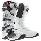 FOX COMP 5 2016 ADULT MX MOTOCROSS BOOTS WHITE