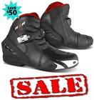 M2R STRIKE SHORTY MOTORCYCLE BOOT