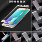 Full Covered Curve Tempere Glass Screen Protector for Samsung Galaxy S6Edge/Plus