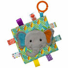 Taggies Crinkle Me Infant Toy, Little Leaf Elephant