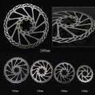 Bicycle MTB Bike Cycling Brake Disc Rotor 140mm/160mm/180mm/203mm 6 Bolts For G3