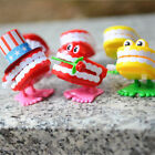 1pc Jump Teeth  Creative Toy Children Funny Prank Jump Mouth Wind-Up Kid Toys