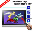 100% Genuine Tempered Glass Screen Protector Cover For Various Lenovo Pad/Tablet