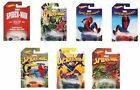 2017 HOT WHEELS DIECAST CARS SPIDERMAN HOMECOMING 1:64 SET ASSORTMENT