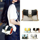 Women's Small Mini Faux Leather Single Shoulder Bag Crossbody Chain Purse Cute