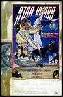 Star Wars FRIDGE MAGNET 6x8 Classic Movie Poster on a Magnetic Canvas