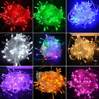 20m 200led Christmas Fairy String Light Wedding Xmas Party Outdoor Decor Lamp