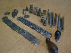 Gear wheel cutting machine watchmakers lathe - accessories - 61 parts !!!