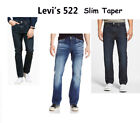 Brand New Original LEVIS 522 SLIM TAPER JEANS