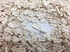 LEGO 3023 - White 1x2 Pin Plate - 25 Or 50 Pieces
