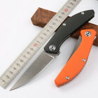 A0448 High Quality Ball Bearing System D2 Blade Folding Pocket EDC Knife Knives