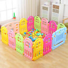 Newest Baby Playpen Safe Home Infant Play Center Gaming Fence Stable Pen Yard